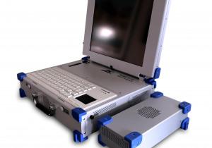 2011 Dewetron DEWE-3110-DSA-8 Channel/Input Portable Sound Vibration Analyzer