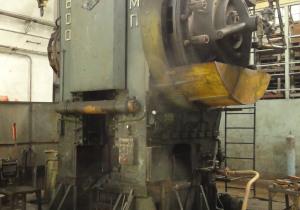 Hot forging press Voronez K8542