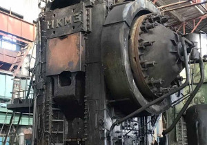 Hot forging press Kramatorsk K8548
