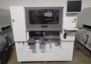 Universal Advantis AC-30L 4983A Placement Machine (2004)