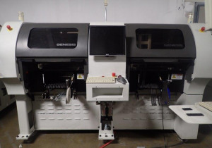 Universal Genesis GC-120Q 4991C Placement Machine (2007)