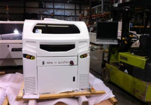 Speedline MpmAccuflexScreen Printer
