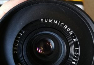 Used Leica Summicron-R (Used) – Cinematography Lens