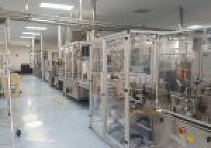Pharmaceutical Vial Filling / Packaging Line