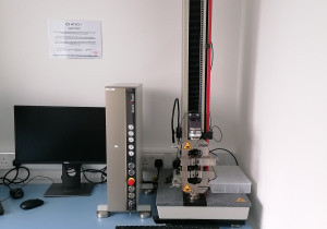 Zwick 500N Tensile Test Machine