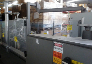 Bartelt IM7-14 form, fill & seal machine
