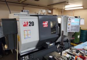 Haas ST-20