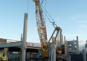LIEBHERR LR1200 Tower Crane
