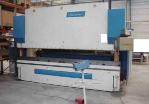 Beyler CASTEL2 folding machine