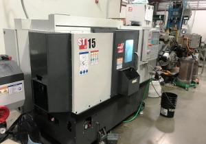 Haas ST-15 CNC Lathe