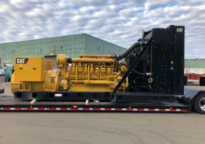 Caterpillar 3516E - 2750Kw Tier 2 Diesel Generator Set (2 Available)