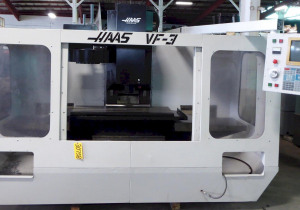 Haas Vf-3 Cnc Vertical Machining Center, Clean, Low Price