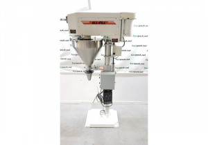 All-Fill Model B-150 Semi- Automatic Single Head Auger Filler