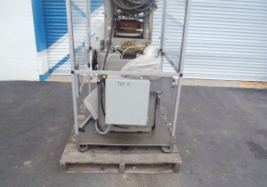 Used Manesty Series 16 Betapress medium speed rotary tablet press