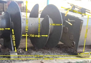 EAMW-62-120 & EMW 120 Winches For Sale