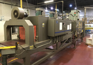 Arpac 65Tw-28 Tray Shrinkwrapper With Heat Tunnel