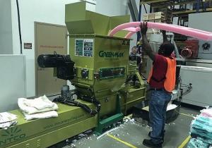 GREENMAX Polyethylene foam densifier Z-C100