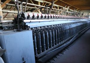 Yarn spinning machine Houget Duesberg - Bosson (HDB)