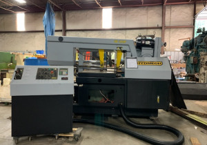 """Preowned 20"""" x 30"""" Hyd-Mech Automatic Mitering Horizontal Band Saw"""