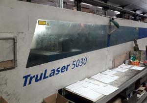 TRUMPF TruLaser 5030