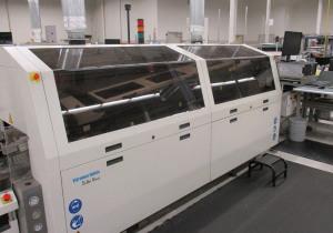 Vitronics Soltec 6622Cc Wave Solder Machine