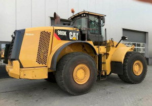 CATERPILLAR 980K Wheelloader