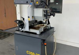 Demo Hyd-Mech Model C350-2S Semi-Automatic Circular Cold Saw