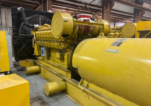 Caterpillar 3516 - 1400Kw Diesel Generator Sets