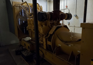 Caterpillar 3508 - 700Kw Diesel Generator Set