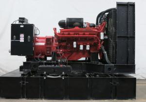 Mitsubishi S12A2-Y2Ptaw-2 - 800Kw Tier 2 Diesel Generator Set