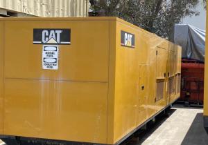 Caterpillar C18 - 600Kw Diesel Generator Set