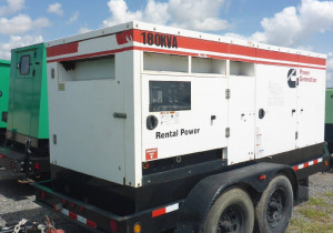 Cummins C150D6R - 150Kw Rental Grade Diesel Power Module