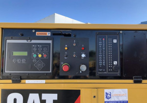 Caterpillar G3412C - 500Kw Natural Gas Generator Set