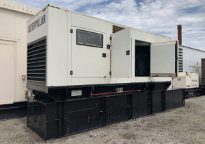 Caterpillar 3456 - 500Kw Diesel Generator Set
