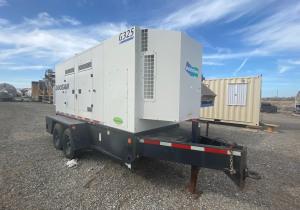 Doosan G325 - 260Kw Prime Rated Tier 4I Diesel Power Module