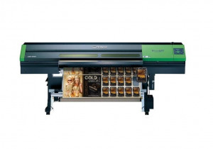 ROLAND large format print & cut versa UV printer, mdl. LEC-540
