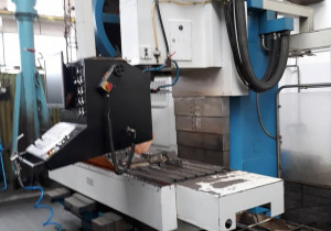 Milling machine - horizontal TOS FCQV 63 NC