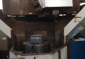 Vertical turret lathe TOS SKQ 8