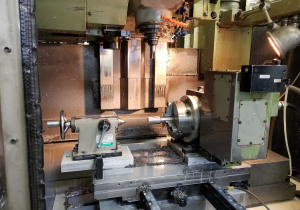 Vmc – Okuma, Model Mc-4Vae (Bend, Or)