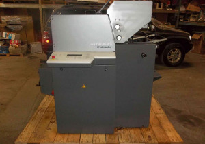 HEIDELBERG PM 46 2 COLOR YEAR 2001