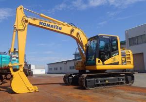 KOMATSU PC120-11