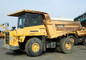 KOMATSU HD255-5