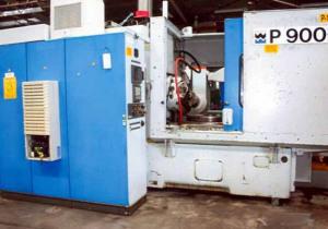 Pfauter P900 Universal Gear Hobbing Machine