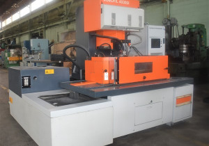 Robofil 4030Si Charmilles 5-Axis Machine à décharge électrique CNC à fil submergé