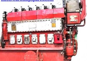 MAK 6M20 ENGINE FOR SALE