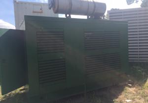 350 Kw Cummins Onan Nat Gas Generator Set (Marble Falls, Tx)