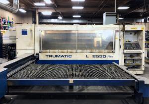 Trumpf Trumatic L2530 Plus 2003