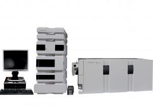 Agilent 6410B Triple Quadrupole LC/MS (6400 QQQ G6410B LCMS MSD Mass Spectrometer ) with Agilent 1200 HPLC System