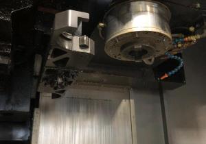 Centre Vertical - Hurco Vmx 60