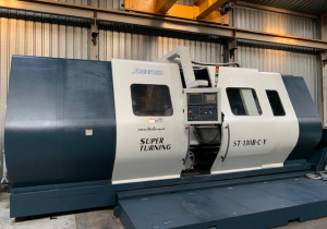 Tour Cnc - Johnford St-130B-Cf-Y